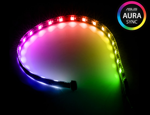 Alchemy 3.0 Addressable RGB LED Pack -40cmx2